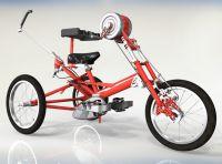Image of Tomcat Hand Propelled Trike