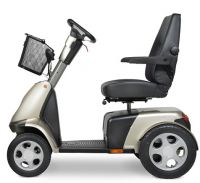 Image of Sterling Trophy Comfort Three Wheel Mobility Scooter