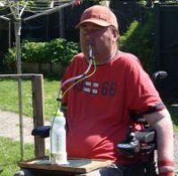Image of Sturdybottle Hands Free Drinking Aid