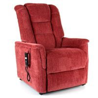 Riser recliner chairs with two or more motors seat width