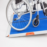 Image of Premium Length Fold Extra Large Wheelchair Ramps