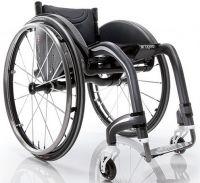 Image of Progeo Carbomax Rigid Frame Wheelchair