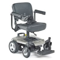 Image of Crest Css Suspension Powerchair