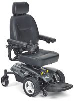 Image of Zenith Pro Powerchair With Headrest