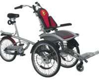 Image of O-pair Wheelchair Cycle
