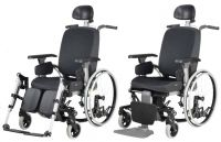 Image of Ibis Pro Comfort Self Propelled Wheelchair