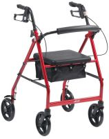 Image of Lightweight Folding Rollator With Bag