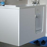 Image of Sapphire 1 Walk-in Bath With Solid Door