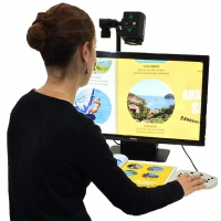 Image of Digimax Hd Video Magnifier