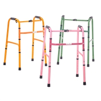 Image of Colourmax Folding Walker