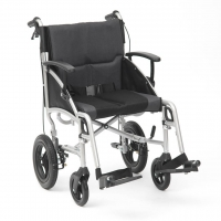 Image of Phantom Aluminium Transit Wheelchair