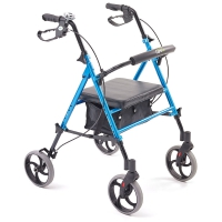 Image of Breeze 8 Height Adjustable Rollator