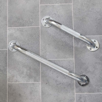 Image of Chrome Grab Bar