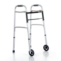 Image of Zimma Folding Walker With Wheels
