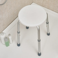 Image of Adjustable Shower Stool