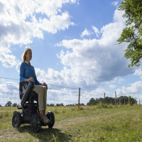 Image of Tga Whill Model C Powered Wheelchair