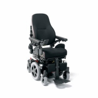 Image of Salsa M2 Mini Red Line Power Wheelchair