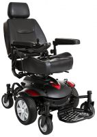 Image of Titan Axs Mid-wheel Powerchair