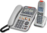 Image of Powertel 2880 Amplified Telephone Combo With Answering Machine