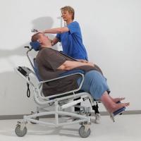 Image of Xxl-rehab Shower Commode Tilt