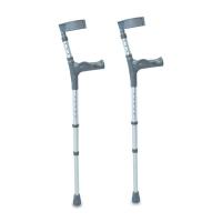 Image of Comfort Grip Adjustable Crutches