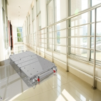 Image of Alrick Ultra Low Floor Level Bed