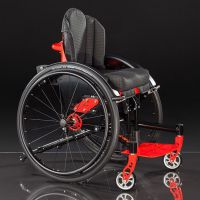Image of Cleo Ti Tilt In Space Wheelchair