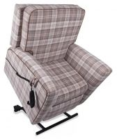 Image of Buckingham Dual Motor Riser Recliner Chair
