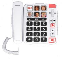 Image of Swissvoice Xtra 1110 Amplified Corded Phone