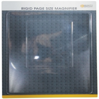 Image of Rigid Page Size Magnifier