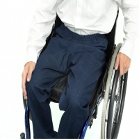 Image of Made To Measure Elasticated Waist Wheelchair Jeans