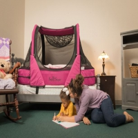 Image of Safety Sleeper Secure Sleeping Solution