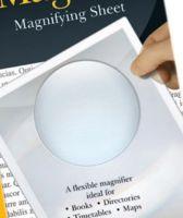 Image of Magnifying Sheet