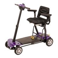 Image of Komfi Rider Globe Trotter Folding Mobility Scooter
