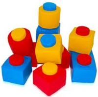Image of Soft Play Shapes Kit