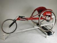 Image of Rolling Road For Race Wheelchairs