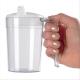 Clear Polycarbonated Mug