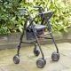 Glider Plus Adjustable Rollator