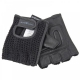 Padded Mesh Wheelchair Gloves