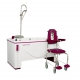 Caprice Variable Height Bath