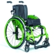Sunrise Medical Zippie Youngster 3 Folding Wheelchair