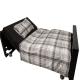 Tungsten Bariatric Bed