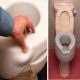 Rehosoft Raised Toilet Seat