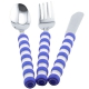Gripables Comfortable Cutlery Set