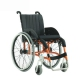 Image of Invacare xlt fixed wheelchair
