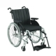 Image of Invacare xlt swing wheelchair