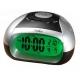 T21 Talking LCD Alarm Clock With Spoken Temperature