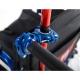 Universal Wheelchair Cane & Crutch Holder