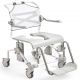 Etac Swift Mobil-2 Attendant Propelled Shower Commode Chair