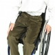 Image of Made to measure elasticated waist wheelchair cords